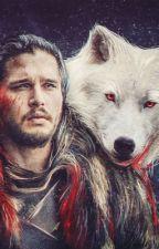 A hero returning-Jon snow by Telescoping11