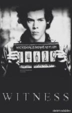 Witness   Harry Styles by skeletondaisies