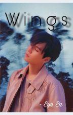 Wings|| Min Yoongi by kdisiek
