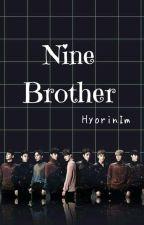 Nine Brother {EXO} by HyorinIm