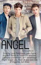 Angel by TranquilXavier129