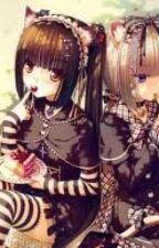 Trick And Treat *Sasuke & Kiba Love Story* by Samanthaismybae