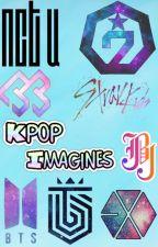 Kpop IMAGINES by Parissasso