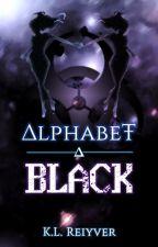 Alphabet Black by Lightrous