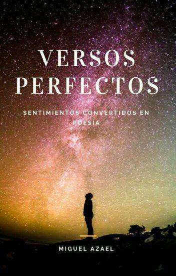 Versos Perfectos. Poemario