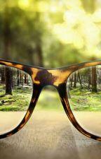 Disagio di chi porta gli occhiali by asiadragneel004