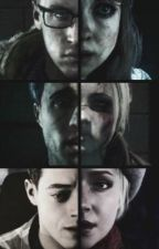 A Different Story: Until Dawn Role Reversal by lexi_the_nerd