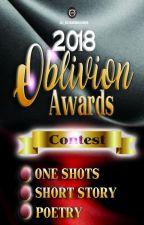 OBLiviON AWARD CONTEST 2018 [CLOSE w/ Results] by DJEB2018