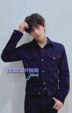 Jealous boyfriend JIKOOK [OS]  by _kelsa_