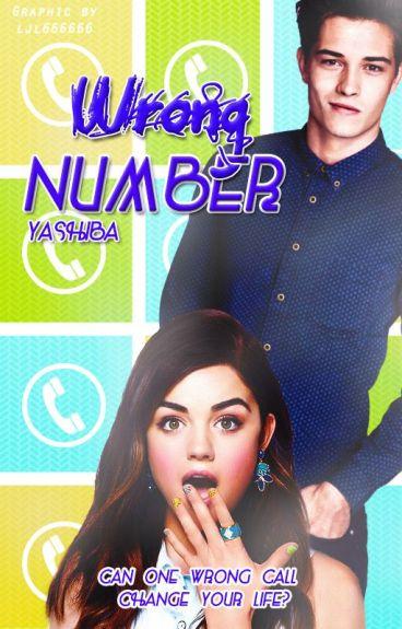 Wrong Number #Wattys2016