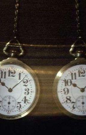Time by HufflepuffForLife424
