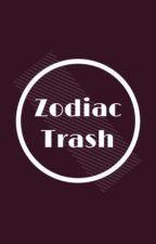 Zodiac Trash by sunnylittlesunflower