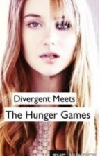 Divergent meets The Hunger Games by jj12643