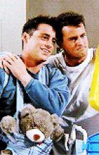 Joey x Chandler by adadadadadaw