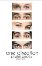 One Direction Preferences by delete10101010101010
