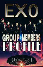 Exo Group/Members Profile by Eniazuz