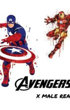 The Avengers (x male reader) by Jacarys