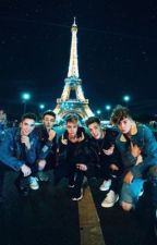 Kidnapped  by why don't we  by kjmarais
