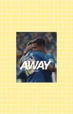 away | coutinho - neymar | onhold  by jansennn_