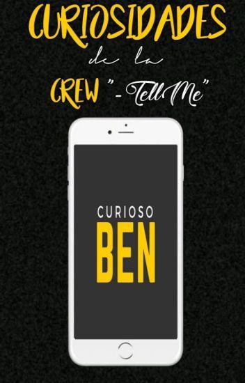 """『Curiosidades de la Crew """"-TellMe""""』(Terminado)"""