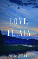 love, elixia by aavillainess