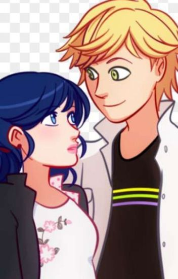 Marinette and Adrien/ Ladybug and Cat Noir dating [On Hold