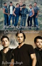 Nephilim & Greasers || The Outsiders & Supernatural by Dancing_Beagle