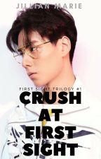 Crush at First Sight (FST #1) by bbyjelyan