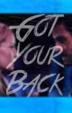 ON HOLD-Got Your Back- Captain Swan by bethy_fangirl