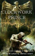 Clockwork Prince by heartless-noname