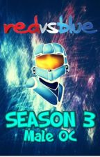 Red vs Blue Season 3 /Male Oc by xSpartanLeox
