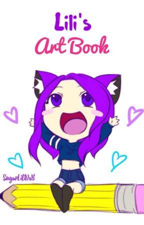 Lili's Art Book! by SugarLiliDxB