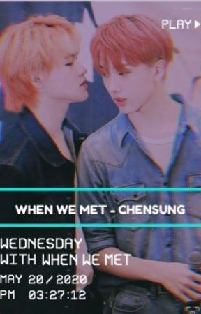 It all started with a follow request   ♥ (Chensung) - NCT DREAM