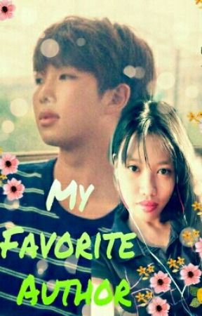 My Favorite Author  by Reign_lulubel07