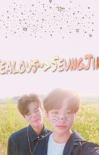 Jealous ~> SeungJin  by UniesDongsaeng12