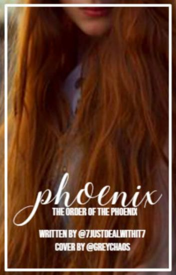 Order of the Phoenix - Harry Potter Twin Sister Book 5