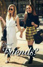 Just Friends? || Jerrie || by jaaxiinee