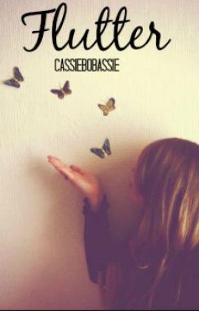 Flutter by Cassiebobassie