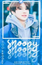 Snoopy | jungwoo by aeihpathy