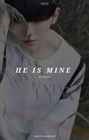 He is Mine ➫ Soonhoon by raen29