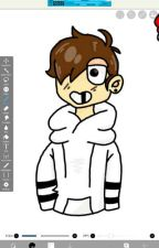 A story about My eddsworld OC. [ART BY ME.] by TordShipsTomTord