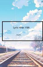 Lyric nhạc Việt by ViVi_61