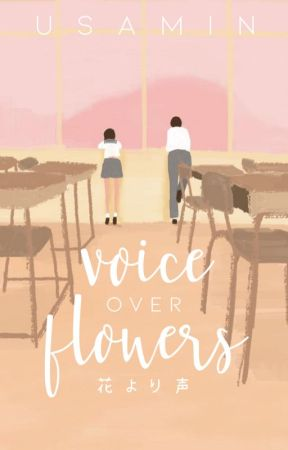 Voice Over Flowers by usamiiin