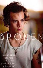 Broken | • L.S • by jjanskuu