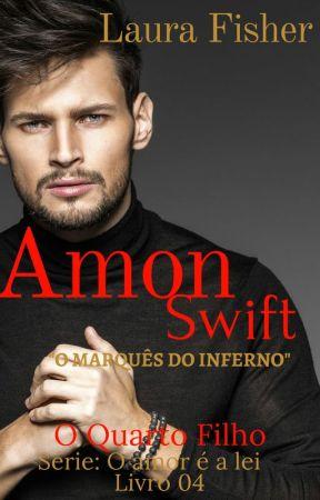 Amon, O Marquês do Inferno. by LauraFisher433