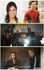 Avengers little sister by fanningchloe225