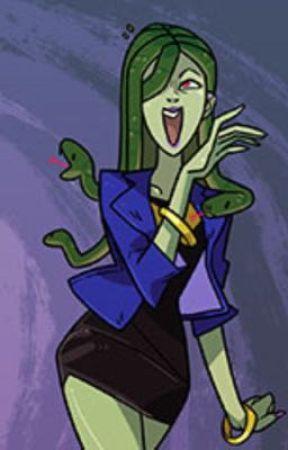 Monster lesbian anime