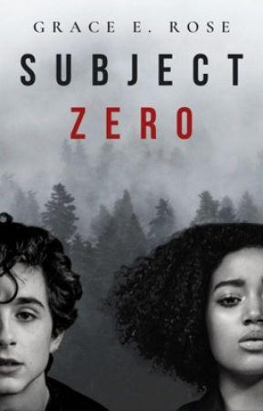 Subject Zero  by gracey_liz