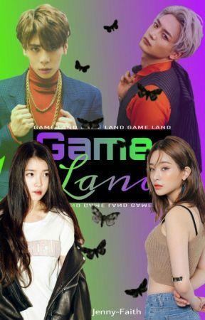 Game Land ~ SHINee by Jenny-Faith