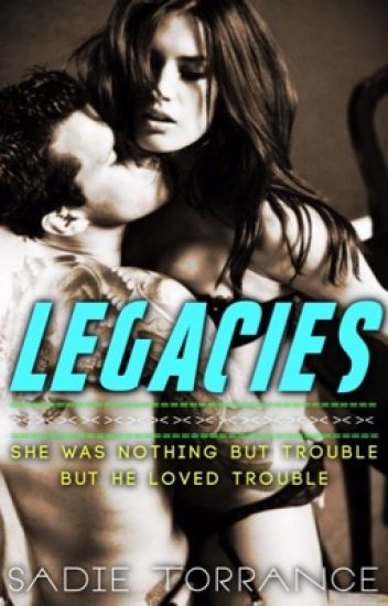 Legacies (Book Two_ Ruthless Series)